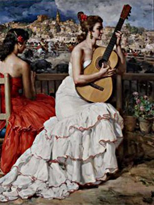 Романсы на гитаре, тексты, аккорды, табы, разбор