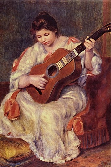 Романсы под гитару, тексты, аккорды, табы, разбор