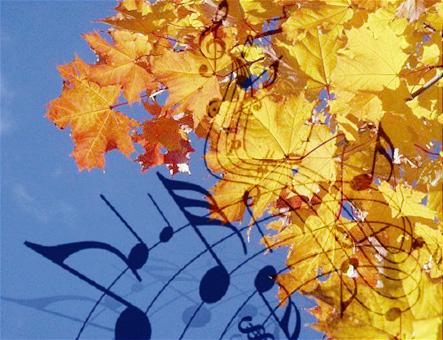Вальс на гитаре Осенний сон - текст песни, слова, аккорды на гитаре, миди