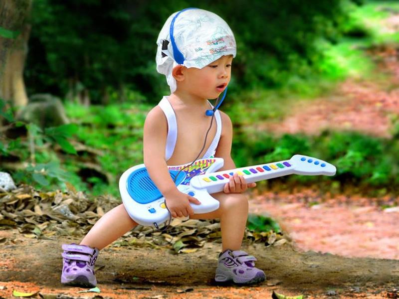 настройка гитары по тюнеру