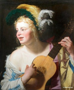 гитара история происхождение