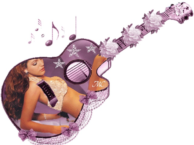 Девочка, открытки с музыкой девушке