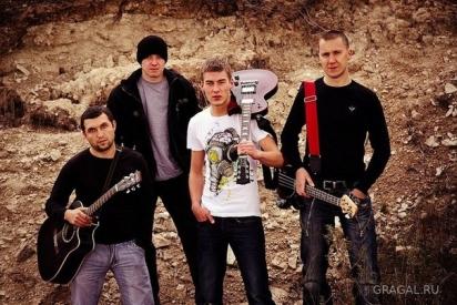 Группа Анимация - тексты песен, аккорды на гитаре, ритмический рисунок