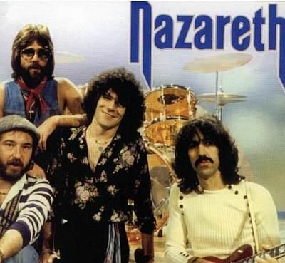 Group Nazareth - тексты песен, аккорды на гитаре, видеоразбор