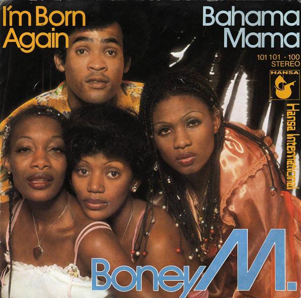 Группа Boney M - тексты песен, аккорды на гитаре, разбор